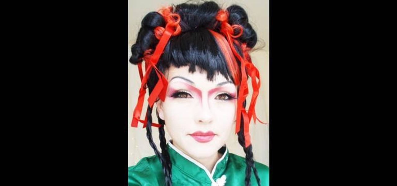 How To Get A Geisha Inspired Makeup Look 171 Makeup