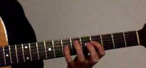 Play a moveable Bm7 arpeggio on the fretboard