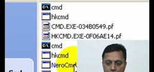 Remove the harmful cmdd.exe file
