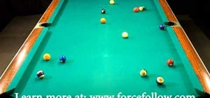 Evaluate and recognize problems in the rack in an 8-ball pool game