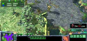 Defeat a Terran Mech unit as a Zerg in StarCraft 2: Wings of Liberty