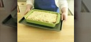 Make quick and easy lasagna