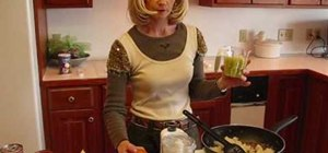 Make sloppy joes from scratch with Betty