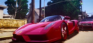 Grand Theft Auto 4 Looks Like Gran Turismo 5 with iCEnchancer