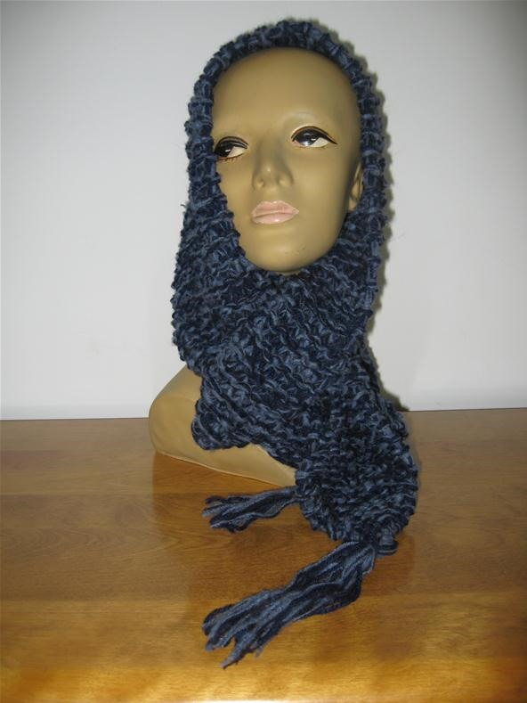 How to Knit a Pointed Edge Scarf