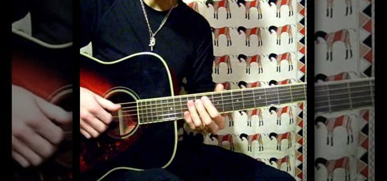 How To Play Happy Birthday On The Guitar Acoustic Guitar