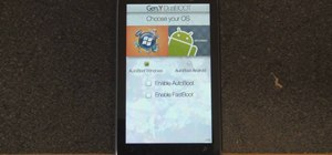 Dual boot Windows Mobile & Android