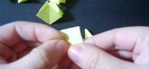 Make 1,000 origami cranes fast