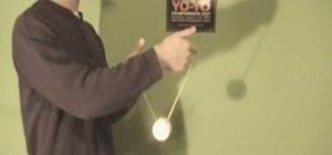 Do the Split the Atom yo-yo trick