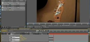 Simulate camera movement in After Effects