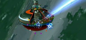 Get eight touch green stars in Super Mario Galaxy 2