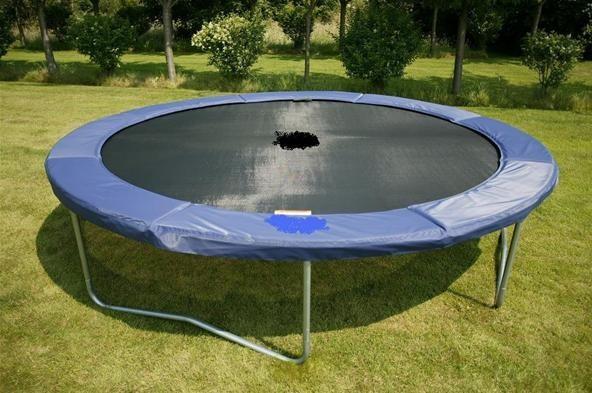 trampoline kickboxing