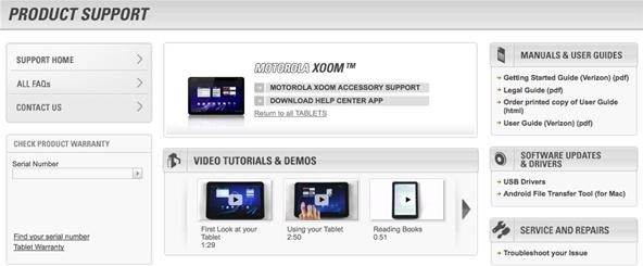 How to Master the Motorola XOOM Android Tablet (10 Video Tips)