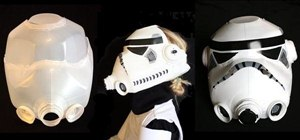 How to make a storm trooper helmet out of old milk jugs how to diy stormtrooper helmet plus 10 more ways to reuse old milk jugs solutioingenieria Gallery
