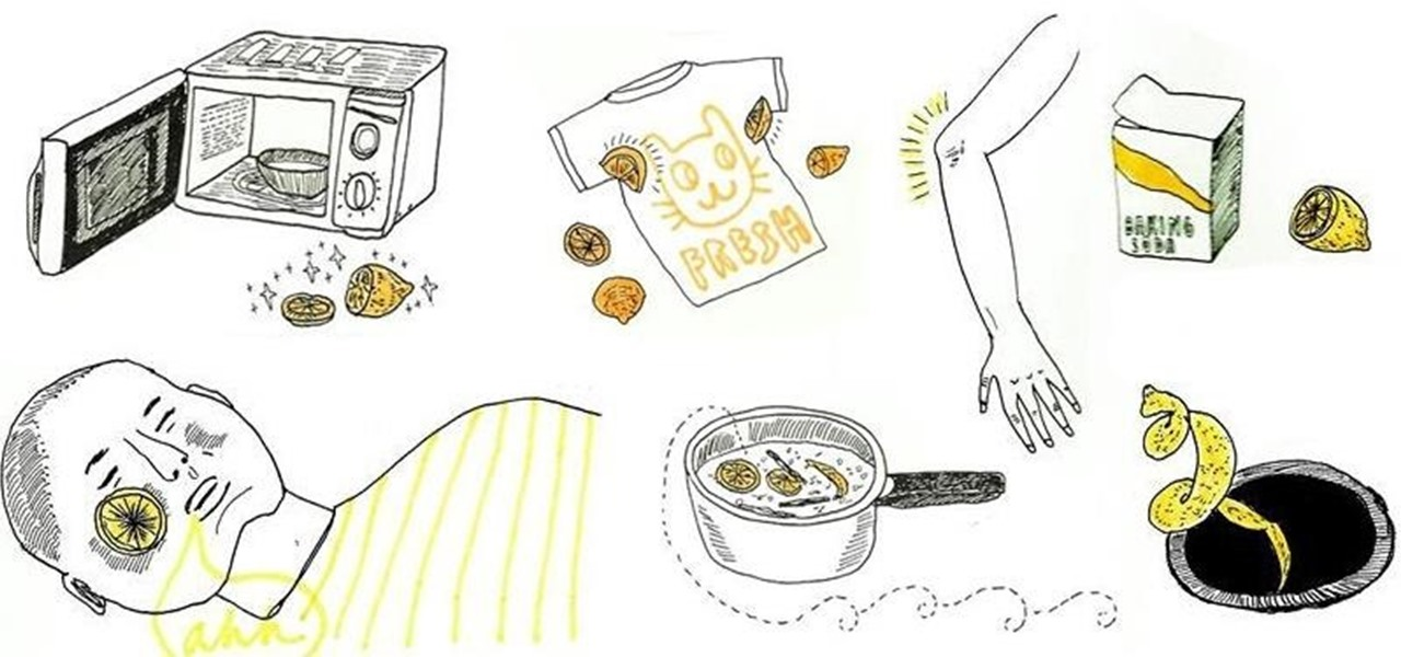 10 Extraordinary Uses for the Ordinary Lemon