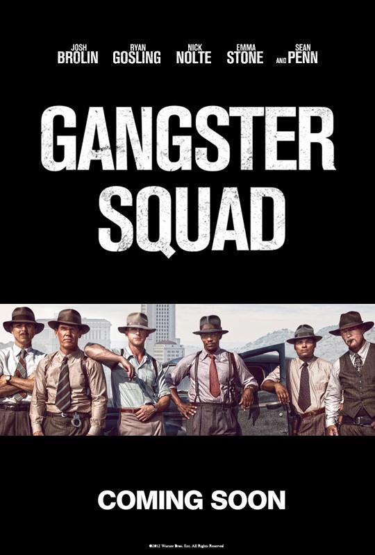 Gangster Squad (2012)