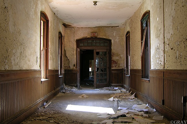 Danvers State Insane Asylum in Massachusetts = Luxury Living