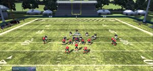 Use an Ultra Fast Nano Blitz play in Madden NFL 12