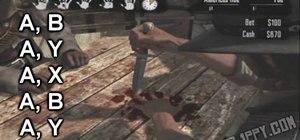 Make quick cash in Red Dead Redemption