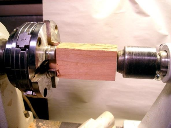 How to Turn Wooden Ear Plugs on a Lathe
