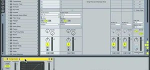 Use clip envelope modulation in Ableton