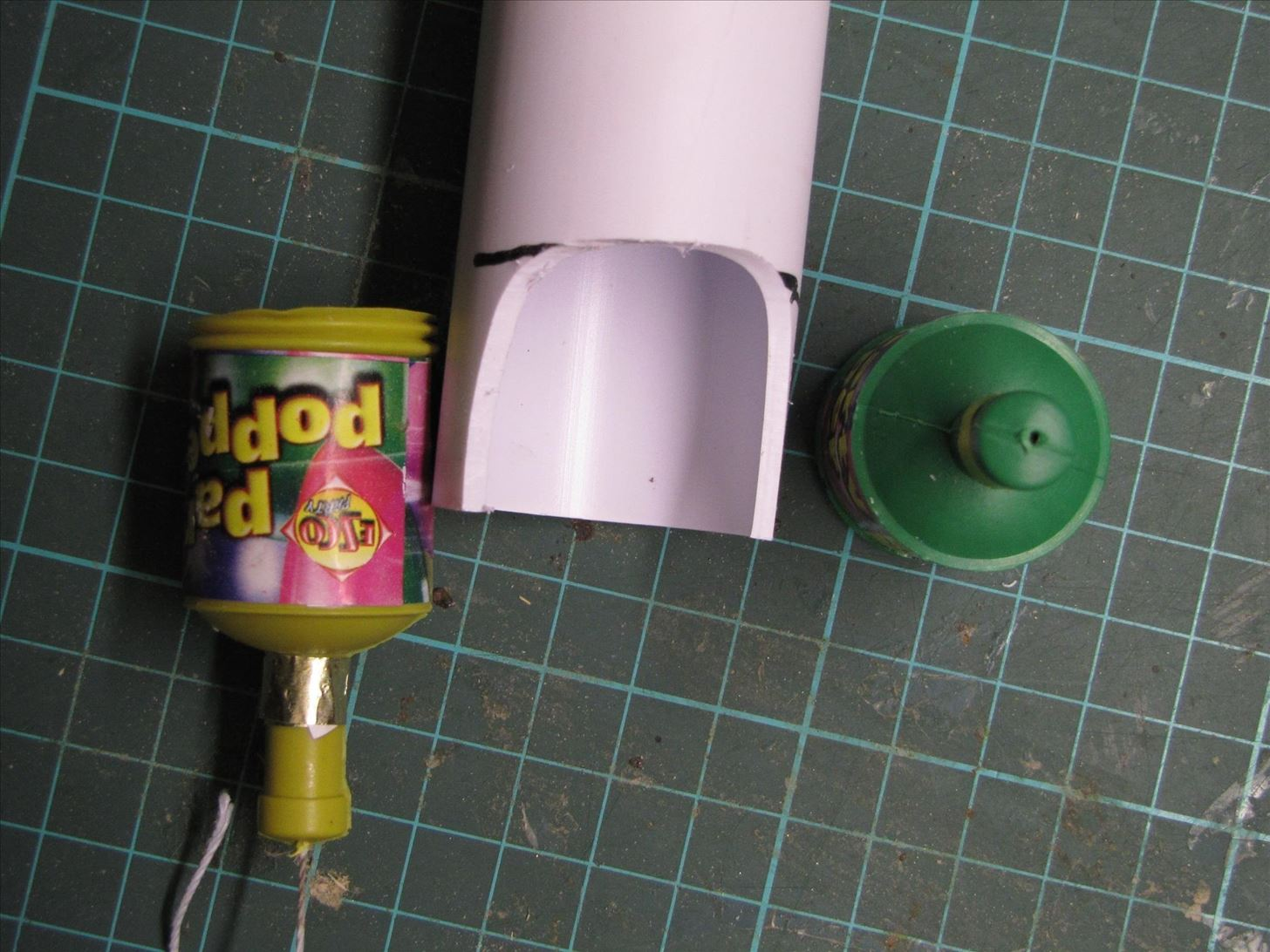 How to Make a Shotfun (A Double-Barrel Shotgun That Shoots Party Poppers)
