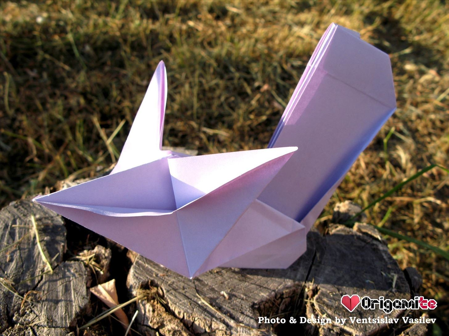 How to Make an Origami Squirrel