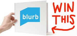 A Photo of What You're Most Thankful For! WIN: $30 Gift Card to Blurb [Closed]
