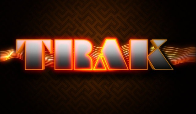 Create a 3-D text effect in Adobe After Effects