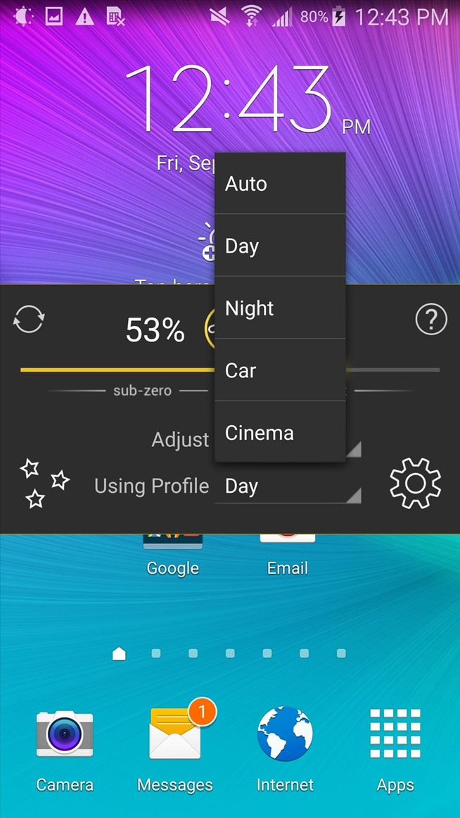 How to Lower Your Display Brightness Below the Minimum