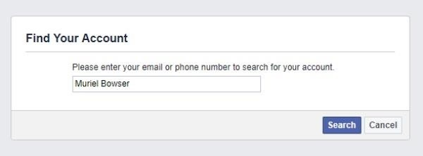 How to Find a Politician's Private Phone Number Using Facebook