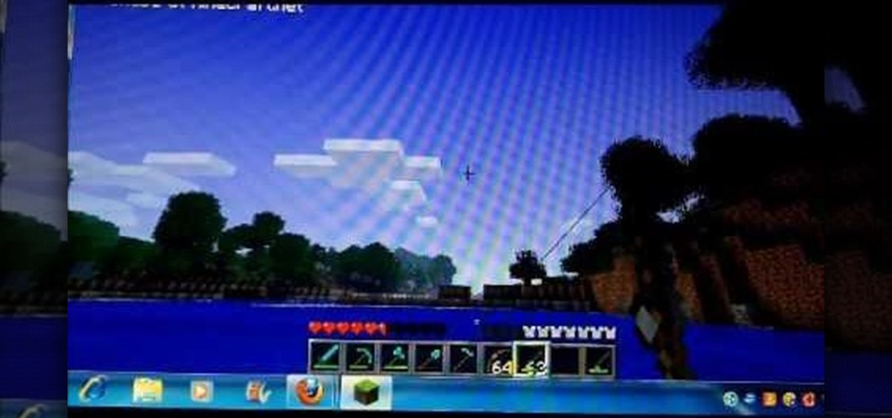 How To Craft A Fishing Rod In Minecraft Pc
