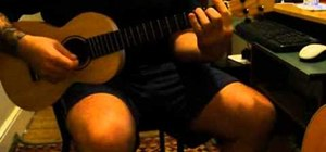 "Play ""California Gurls"" by Katy Perry on the baritone ukulele"
