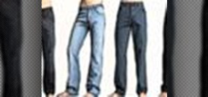 Buy the best fitting and looking men's jeans for your body type