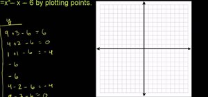 Graph and solve quadratic functions in algebra