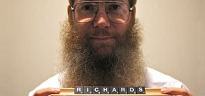 Mugshots of the World's Best Scrabble Players