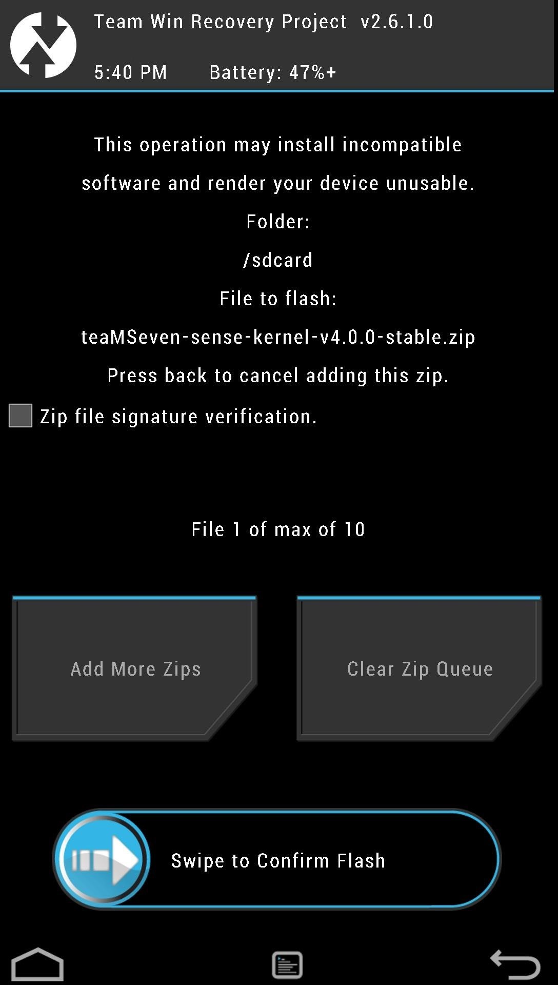 How to Turn the HTC Logo on Your HTC One into a Working Menu & Power Button