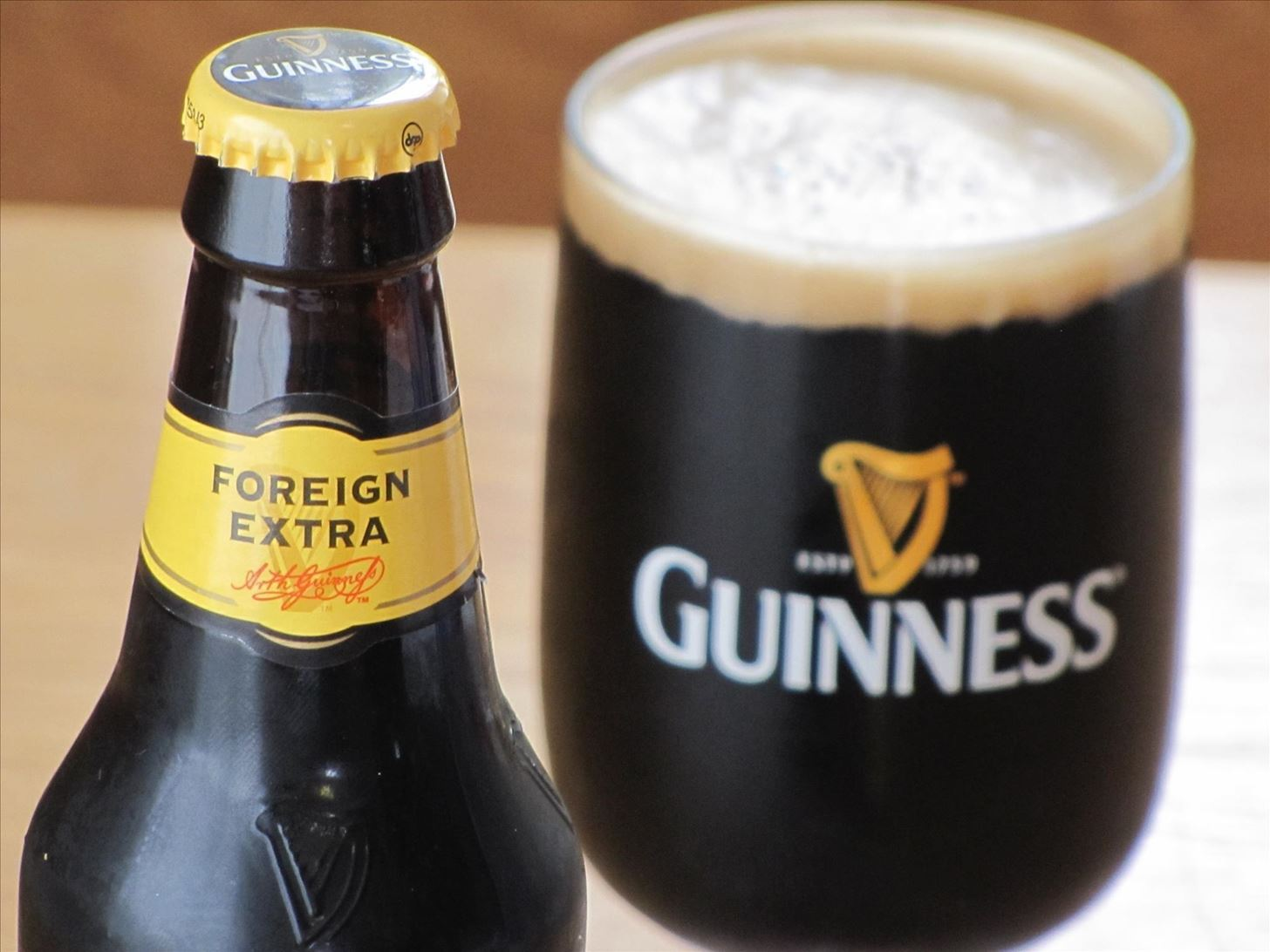 Why guinness tastes better in ireland more surprising for Guinness beer in ireland