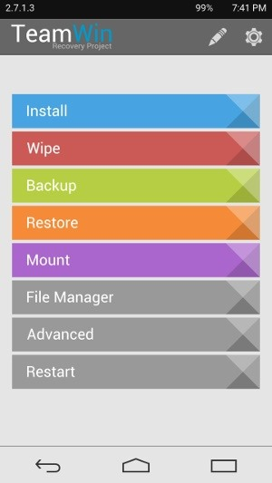 Theme TWRP on Your LG G3 for a More User-Friendly Recovery
