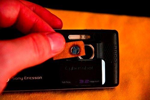 Как сделать скрытую камеру из мобильного телефона
