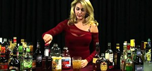 Mix an Eyes Wide Shut cocktail with amaretto, Crown Royal & Southern Comfort