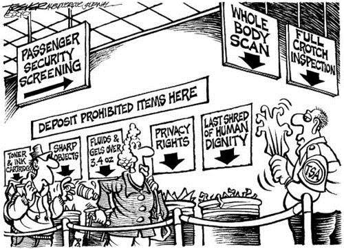 TSA: Useful or Useless?