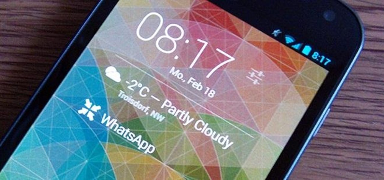 Lock Screen Customizer Android How to Add Custom Lock Screen