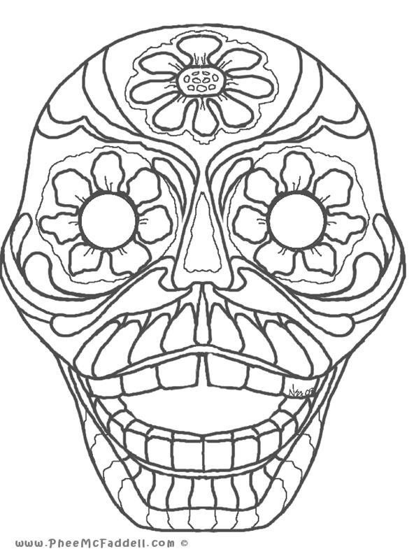 LastMinute Halloween Quickie 100 Free Printable Masks – Free Printable Face Masks