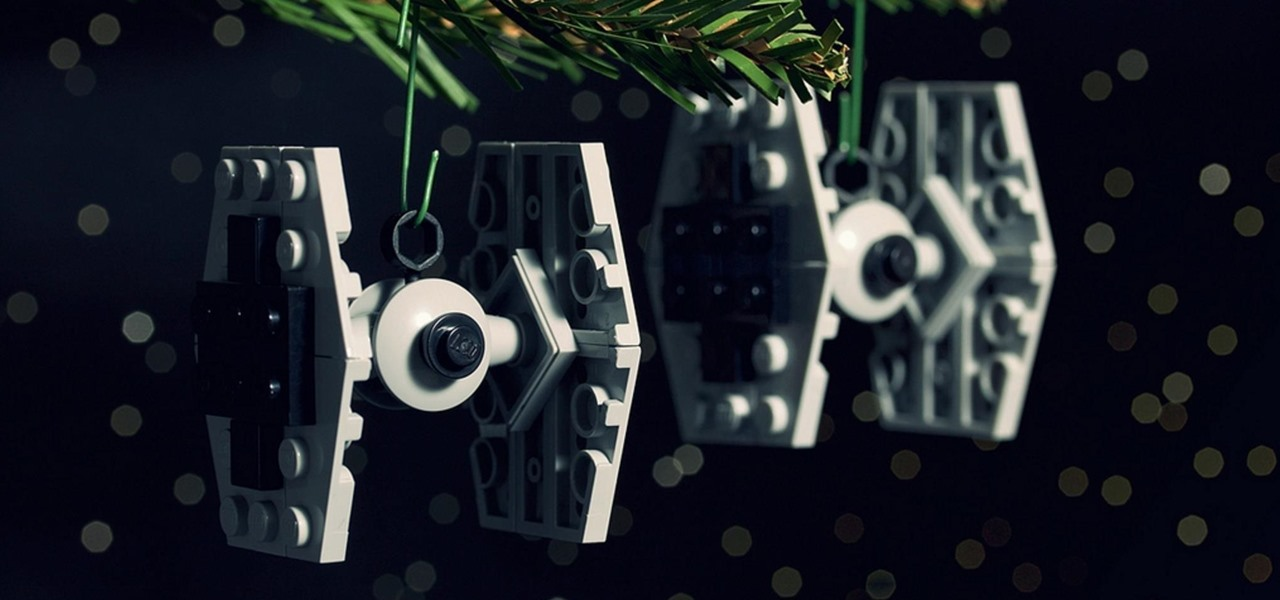 Build Star Wars Christmas Tree Ornaments Out of LEGOs