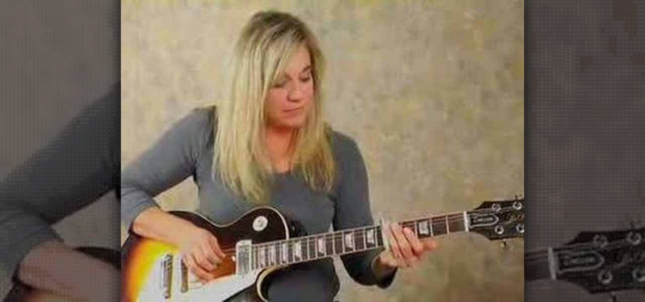 how to play slide guitar for beginners acoustic guitar wonderhowto. Black Bedroom Furniture Sets. Home Design Ideas