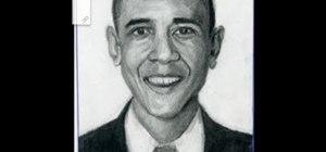 Draw President Barack Obama