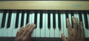 "Play ""Don't Stop Believin'"" by Journey on the piano"