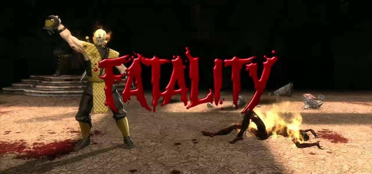 How to Do the MK fatalities in Mortal Kombat vs DC Universe « Xbox