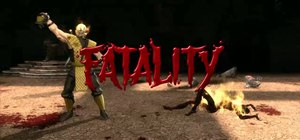 Activate the classic fatalities in the first DLC release for Mortal Kombat 9